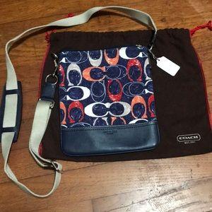BNWOT Coach Crossbody bag with dust bag